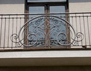 Ковані решітки та балкони