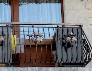 Ковані решітки та балкони, модель, КБ-18
