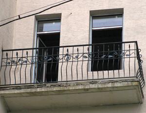 Ковані решітки та балкони, модель, КБ-19